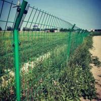 【通用】土地围栏网园林防止破坏围栏场地围地铁丝网