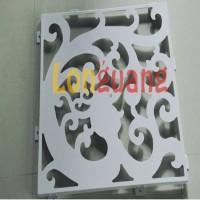 江苏厂家直销 雕花镂空铝单板 幕墙装饰造型雕花铝单板