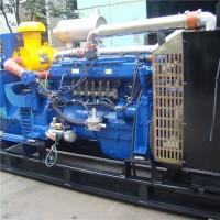 燃气柴油发电机组