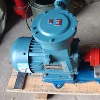 KCB小流量不锈钢泵有齿轮、轴、泵体、阀、轴端密封所组成