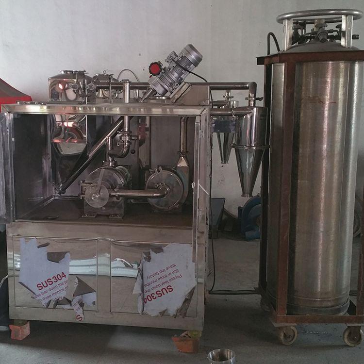 LFJ系列冷冻粉碎机