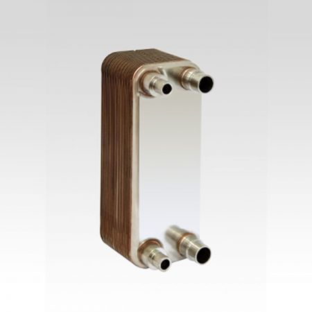 JY14 钎焊板式换热器