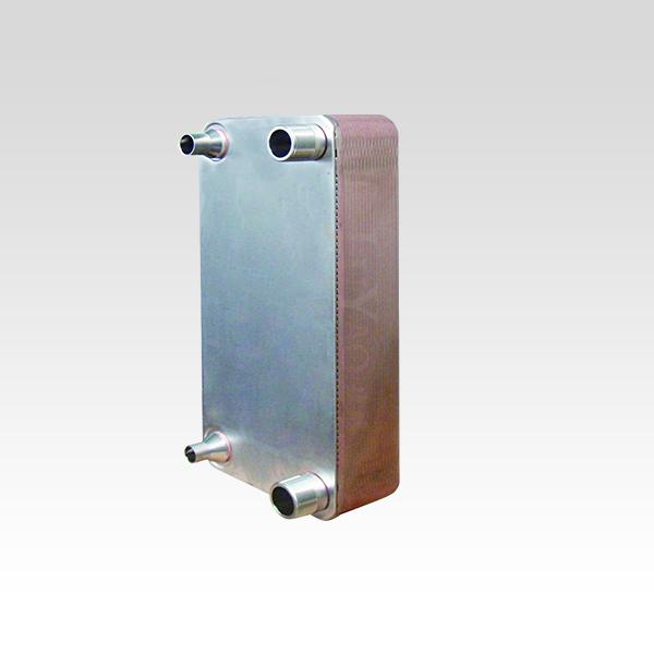 JY120 钎焊板式换热器