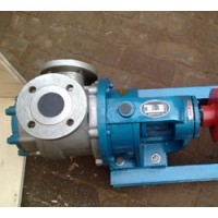 LC高粘度罗茨泵结构特点