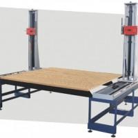 四轴数控泡沫切割机主要用于泡沫板、梯形槽等异形槽