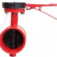 厂家直销沟槽蝶阀执行了严格的企标及国家标准