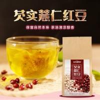 陕西红豆薏米芡实茶代用茶代加工定制