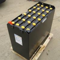日本GSYUASA叉车蓄电池24V型号参数表