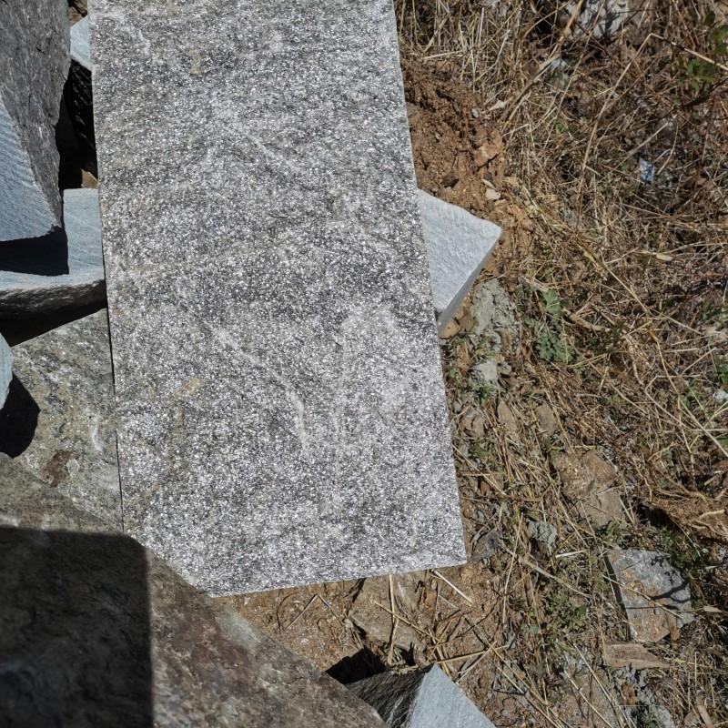 邢台沙河市青灰色垒墙石 景区挡土墙石 冀磊石材